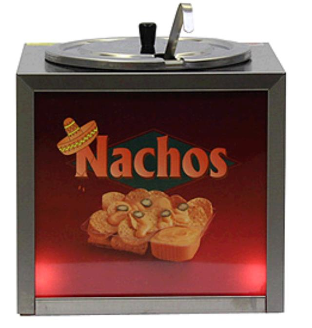 Where to find NACHO CHEESE WARMER, SCOOP in Chicago