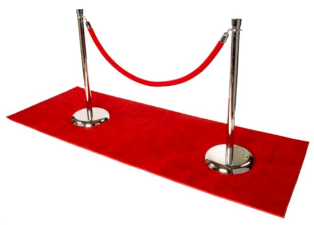 Where to find STANCHION, CHROME POST W 8  RED ROPE in Chicago