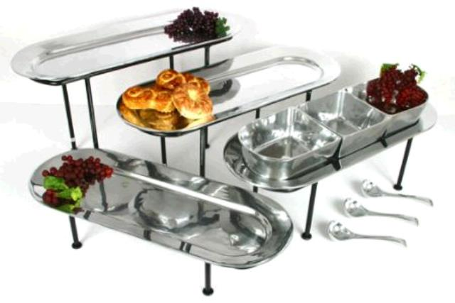 Where to find TRAY, 26 X10  OVAL, 7  HI in Chicago