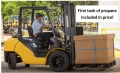 Where to rent FORK LIFT  6,000 LB CAPACITY in Chicago IL