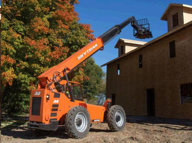 Where to find TELEHANDLER  6,000LB   42 in Chicago