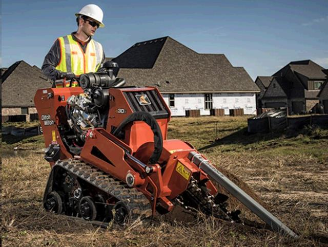 Where to find TRENCHER, 4  X 36   22 HP TRACK in Chicago