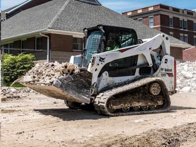 Where to find SKID STEER, TRACK in Chicago