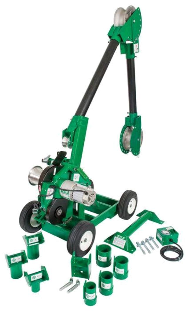 Where to find GREENLEE CABLE PULLER  8000 LB in Chicago