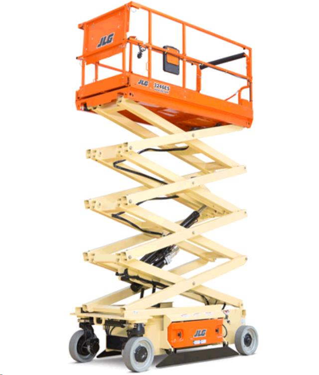 Where to find SCISSOR LIFT, 32 in Chicago