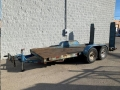 Used Equipment Sales 80  X 16    10,000 GVW in Chicago IL