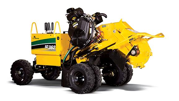 Where to find STUMP GRINDER, 35HP   20  WHEEL in Chicago