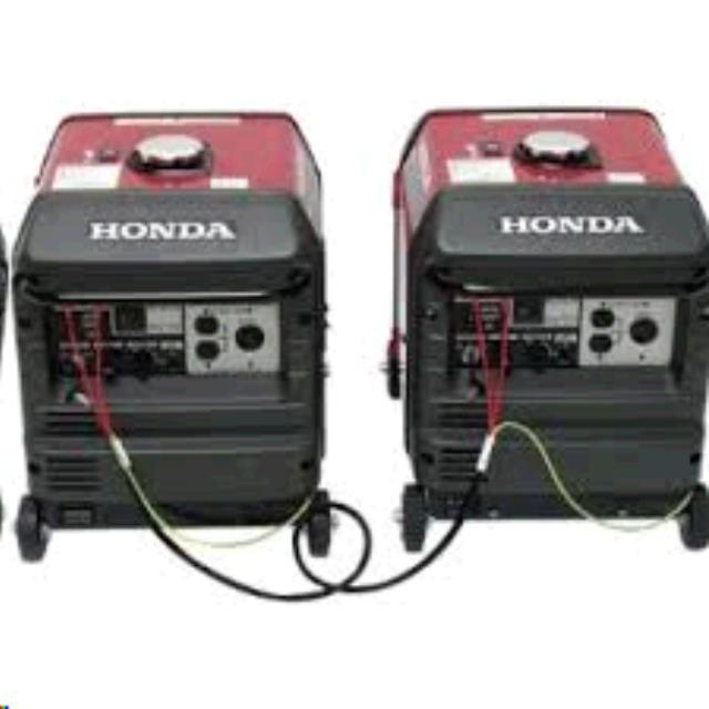 Cable Parallel Honda Eu3000is Rentals Chicago IL