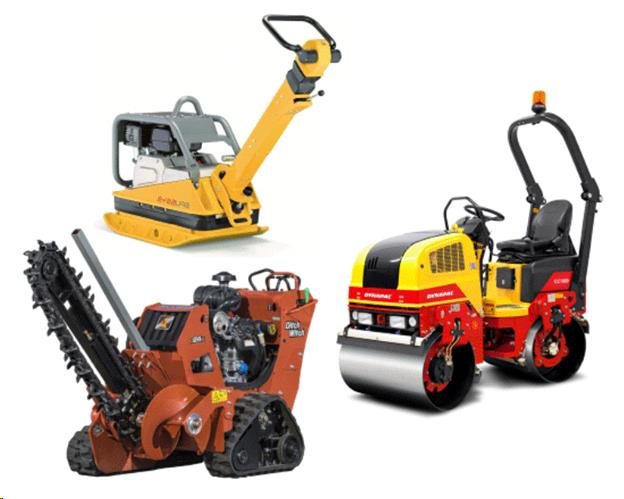 Rent Compaction & Trenching Rentals